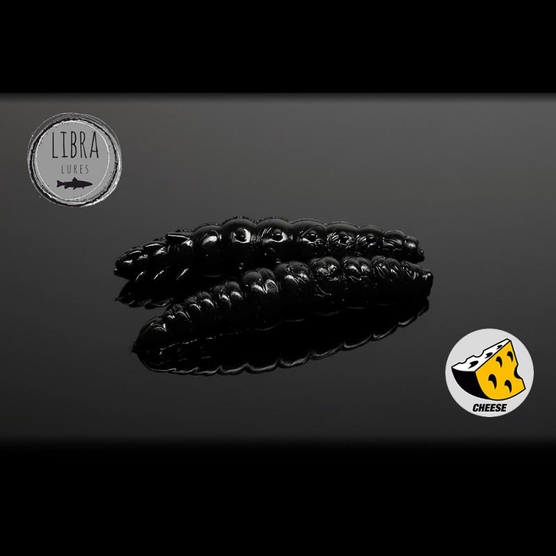 Libra Lures Larva Worm 3.5cm 12buc 040