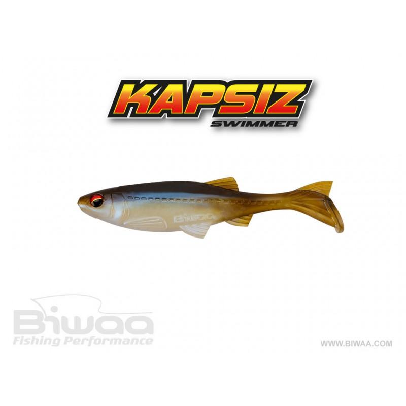 Shad Biwaa Kapsiz 12.5cm Wakasagi