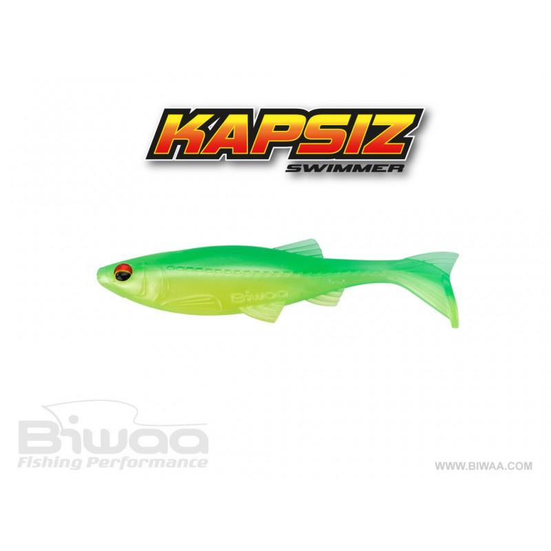 Shad Biwaa Kapsiz 7.5cm Limetreuse