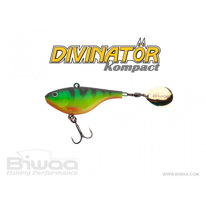 Biwaa Divinator Kompact 90 9cm 56g Fire Tiger