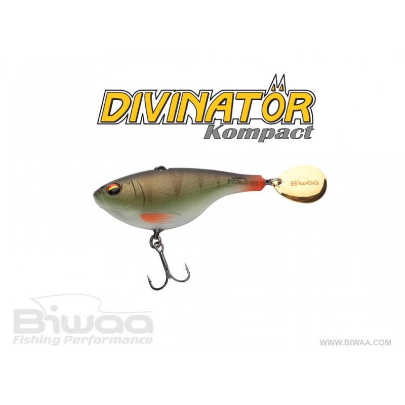 Biwaa Divinator Kompact 90 9cm 56g Gold Perch