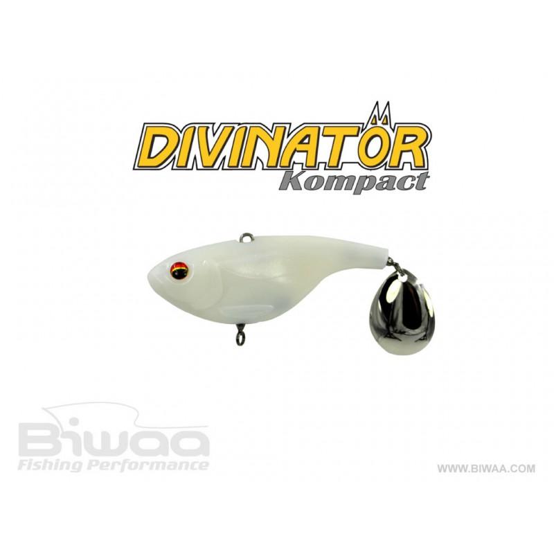 Biwaa Divinator Kompact 90 9cm 56g Pearl White