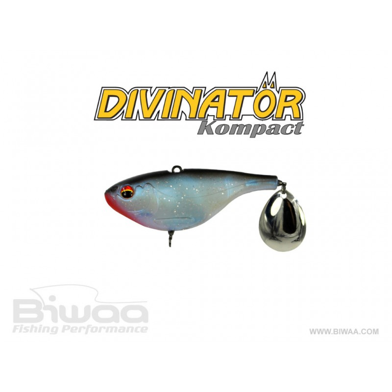 Biwaa Divinator Kompact 90 9cm 56g Roach