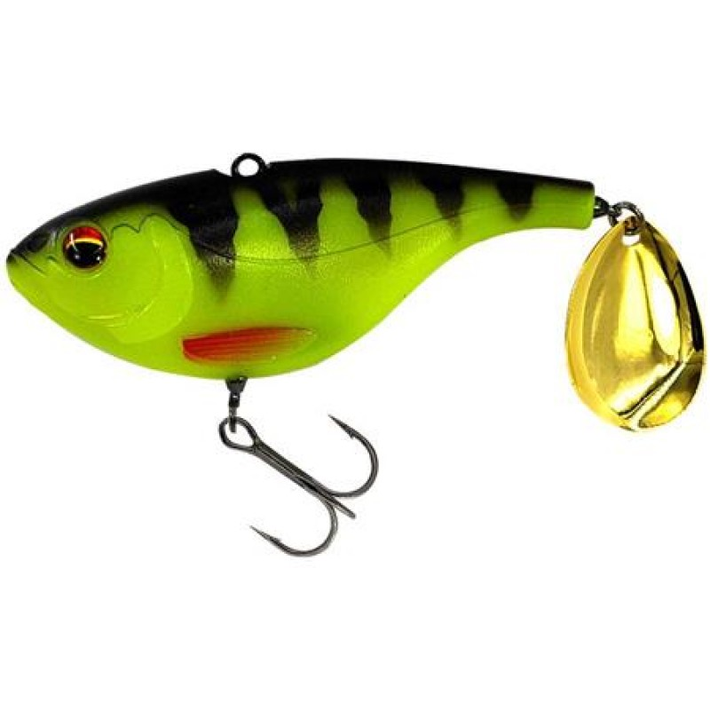 Biwaa Divinator Kompact 90 9cm 56g Yellow Perch
