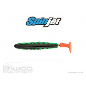 Swimbait Biwaa Spinjet 10cm 18g Rainbow