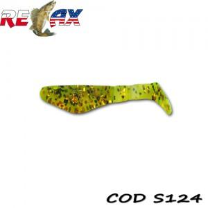 Shad Relax Kopyto 5cm Standard 15buc/plic  S124