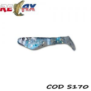 Shad Relax Kopyto 5cm Standard 15buc/plic  S170