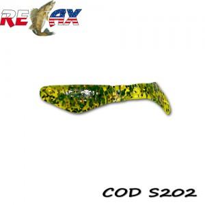 Shad Relax Kopyto 5cm Standard 15buc/plic  S202