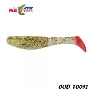 Shad Relax Kopyto Tricolor TC 4L 10cm 4buc/plic TC(4)092