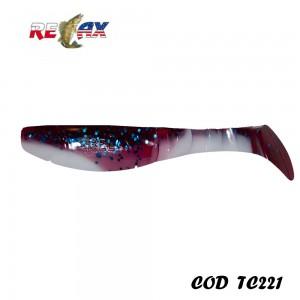 Shad Relax Kopyto Tricolor TC 4L 10cm 4buc/plic TC(4)221