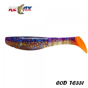 Shad Relax Kopyto Tricolor TC 4L 10cm 4buc/plic TC(4)331