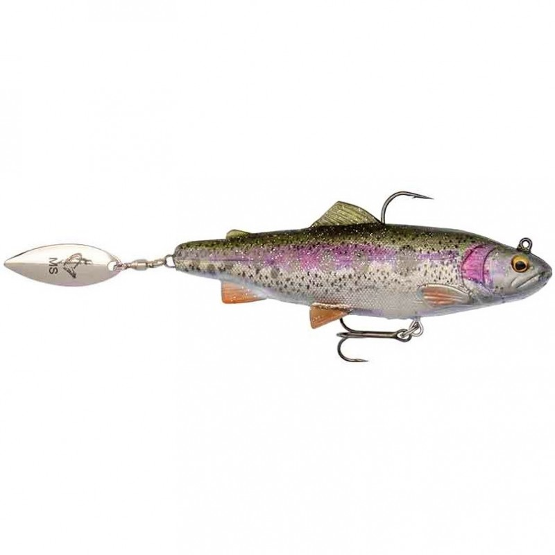Shad Savage Gear Trout Spin 11cm 40g MS01