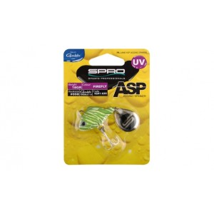 Spro ASP Spinner UV 21g Firfly