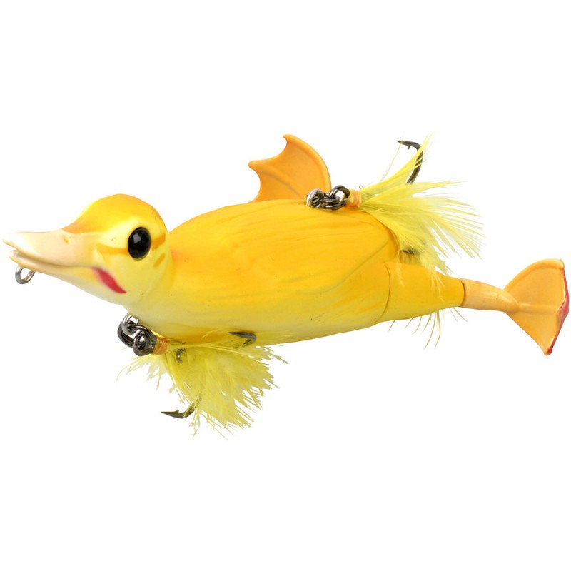 Vobler Savage Gear 3D Suicide Duck 10.5cm 28g Yellow